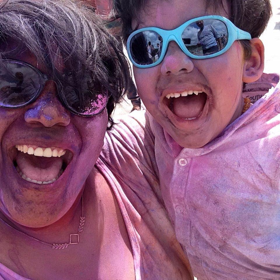 Holi Festival: la fiesta del color y la danza