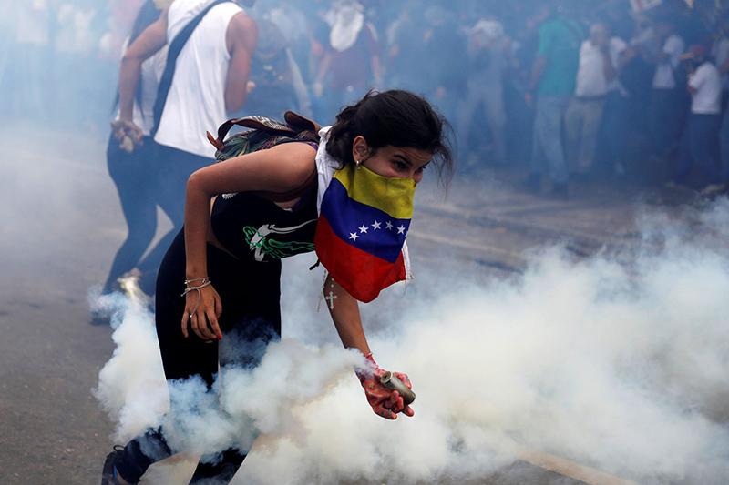 Empoderamiento: La marea Venezolana