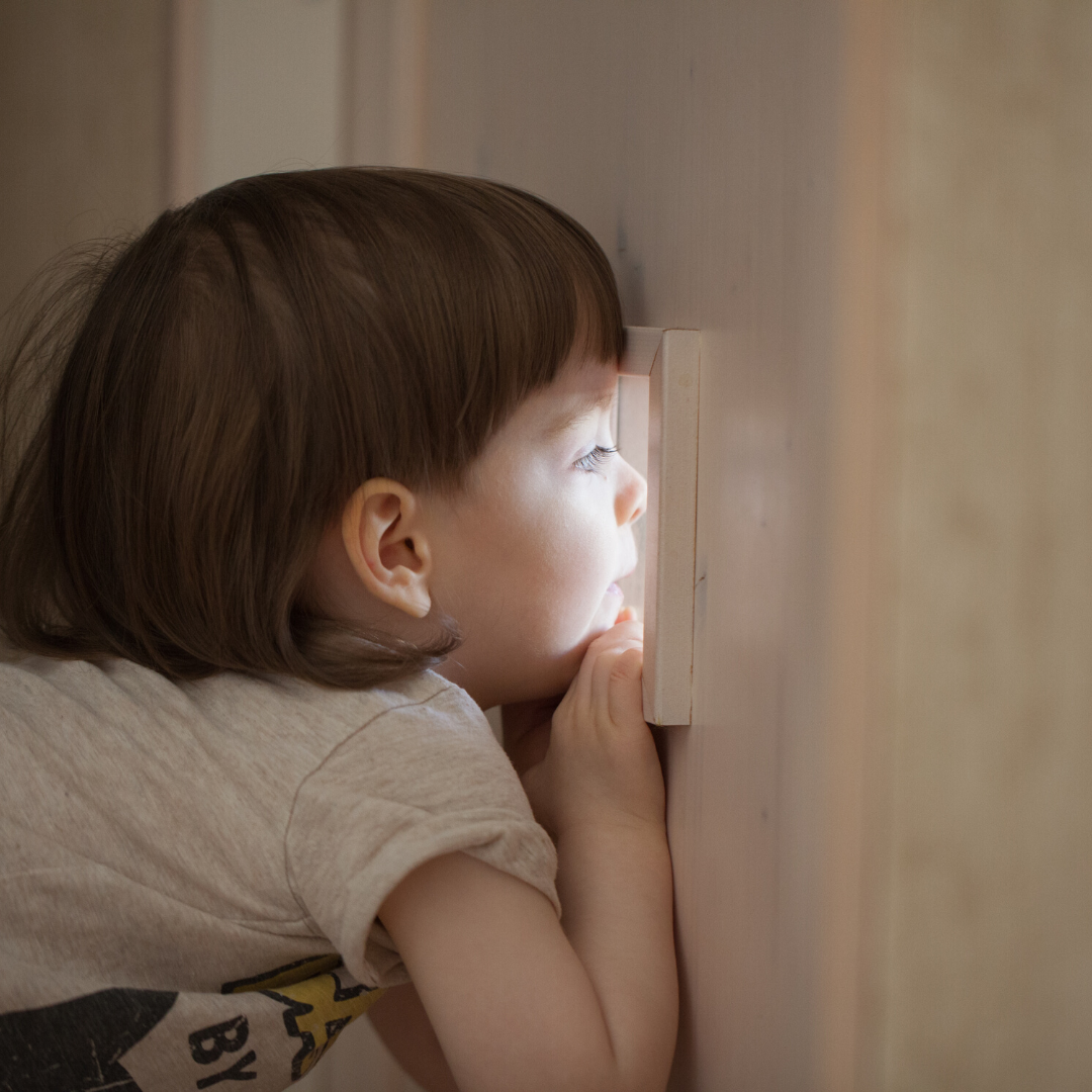 Síndrome de la cabaña o la percepción de seguridad