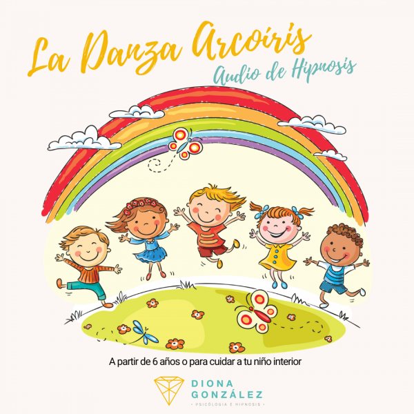 Audio Hipnosis Infantil Danza Arcoiris