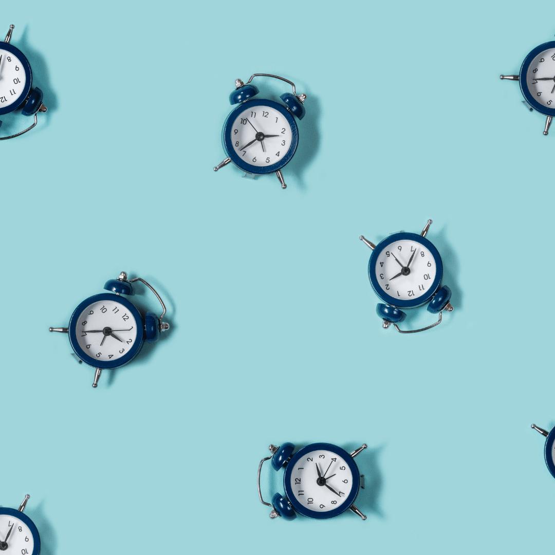 Mejora la gestión del tiempo en esta nueva normalidad