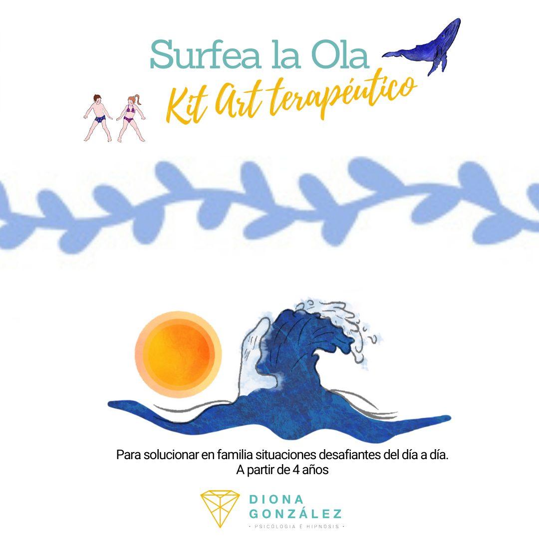 Kit Art Surfea la Ola
