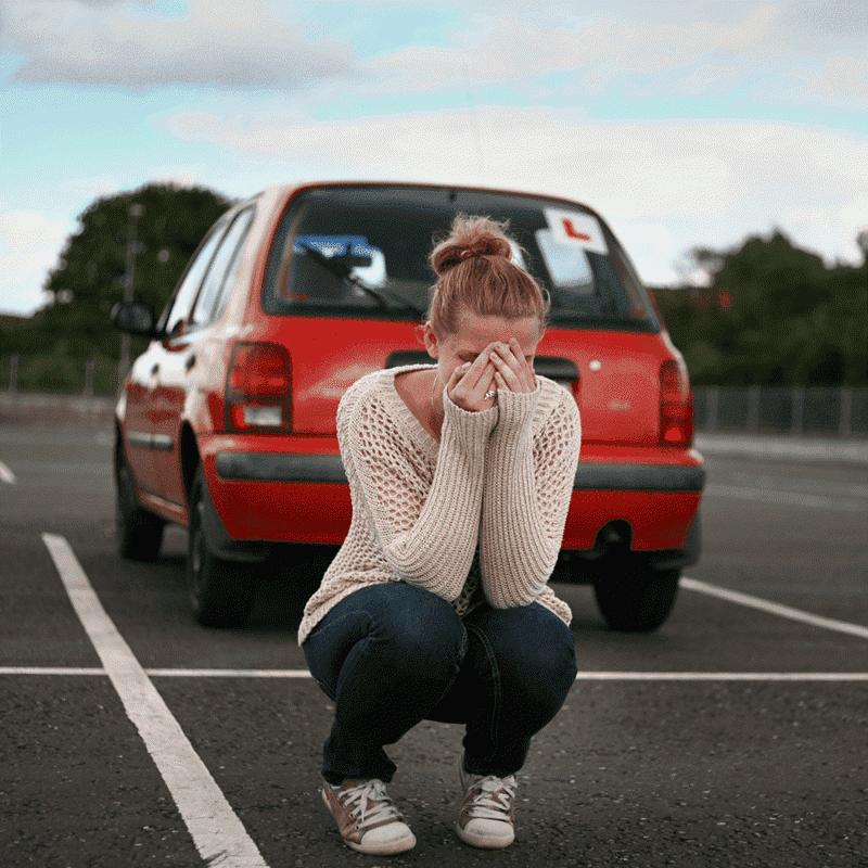 Aplicar la hipnosis para exámenes de conducir